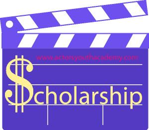 acting class kids scholarship